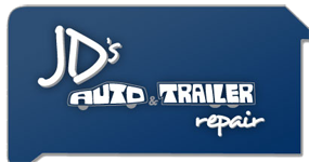 JD's Auto and Trailer Repair Logo